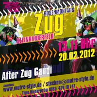 Rosenmontags Zug 2012